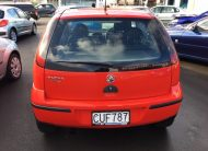 2005 Holden Barina XC
