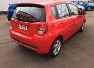2010 Holden Barina
