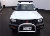 2002 Mitsubishi Triton 2.8DT Double Cab