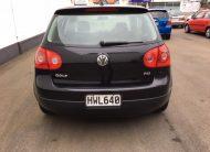 2007 Volkswagen Golf FSi