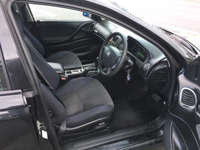 2005 Holden Commodore Exec S/Wagon