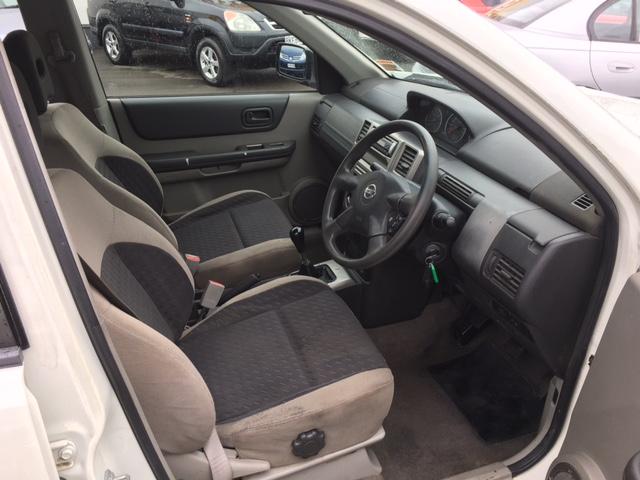 2006 Nissan X-Trail 4WD, 2.5P Man ST