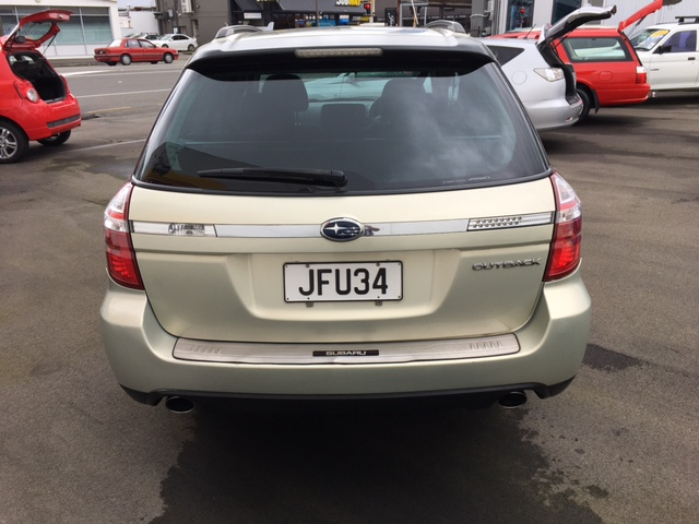 2007 Sabaru Outback AWD 2.5 Auto